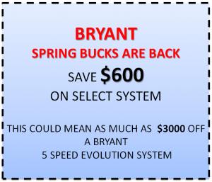 BRYANT $600